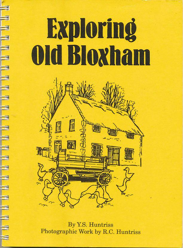 Bloxham Museum books for sale